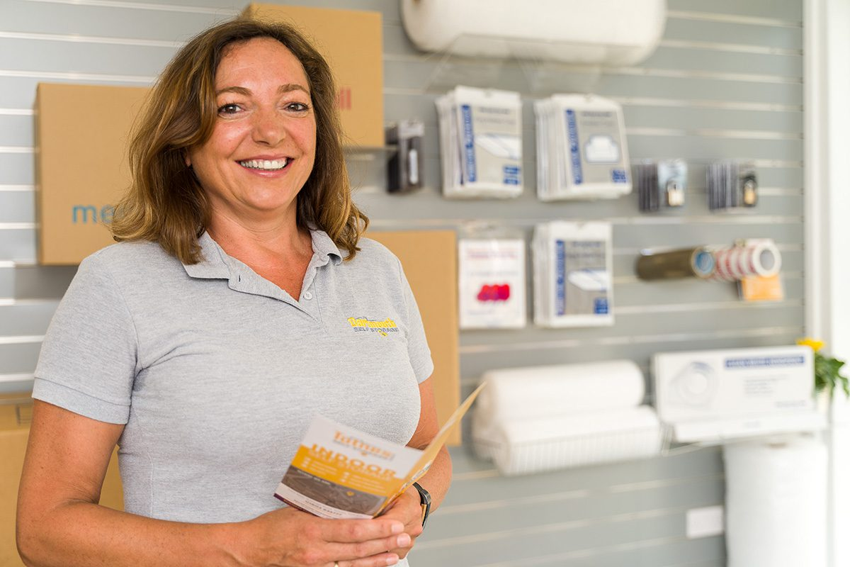 Ali Steere - Customer Service Advisor